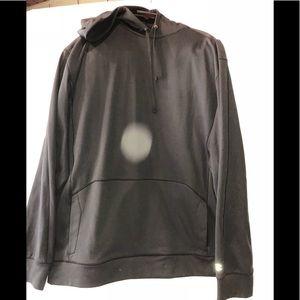 Thermal Hoodie Pocket pullover black 3XL
